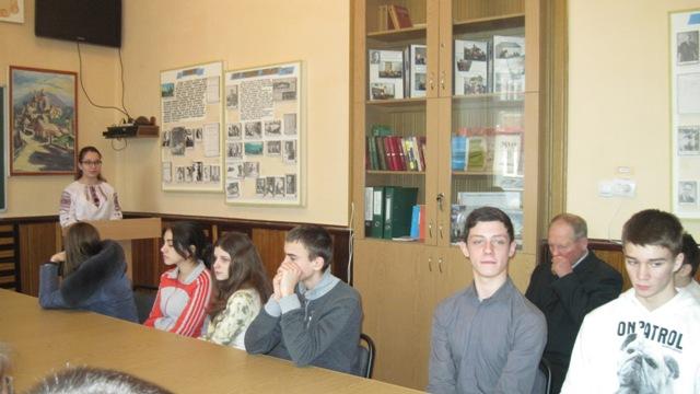 Міжшкільна конференція. Лютий 2015