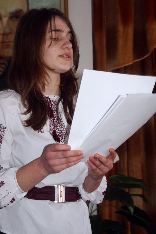 На конференції в Тилявці